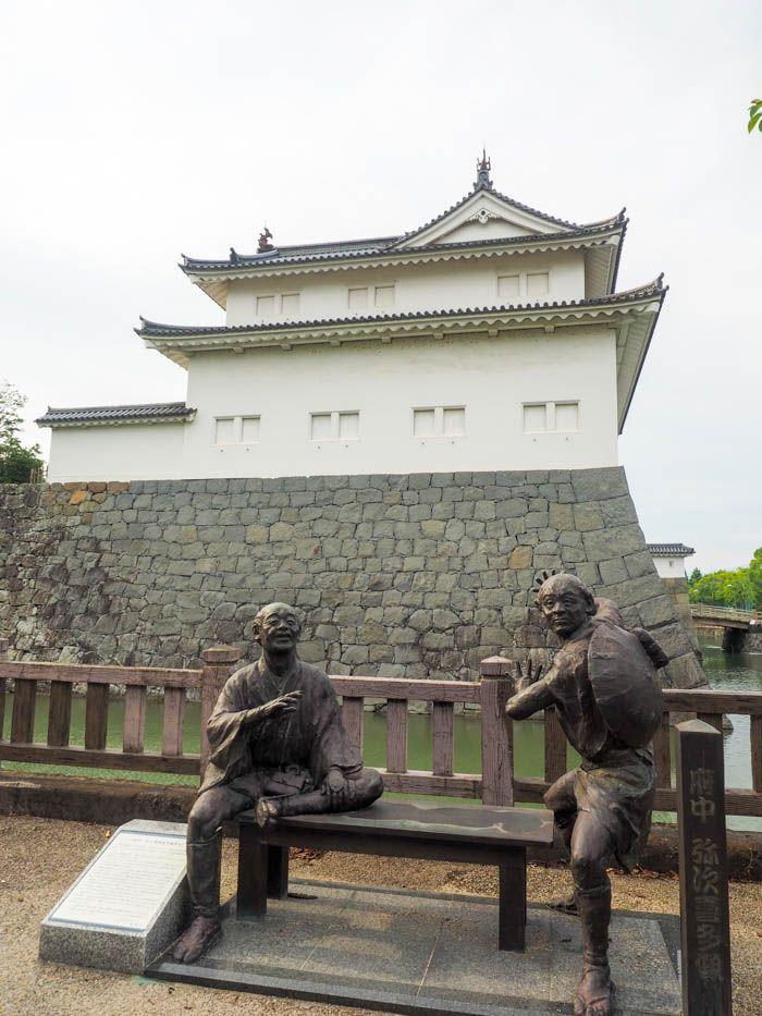 駿府城の穴場観光スポット