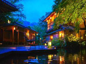 もう外界には戻れない!「星のや京都」で過ごす夏の非日常時間