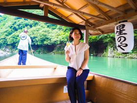 屋形船を貸し切って京スイーツ!「星のや京都」でオトナの夏休み