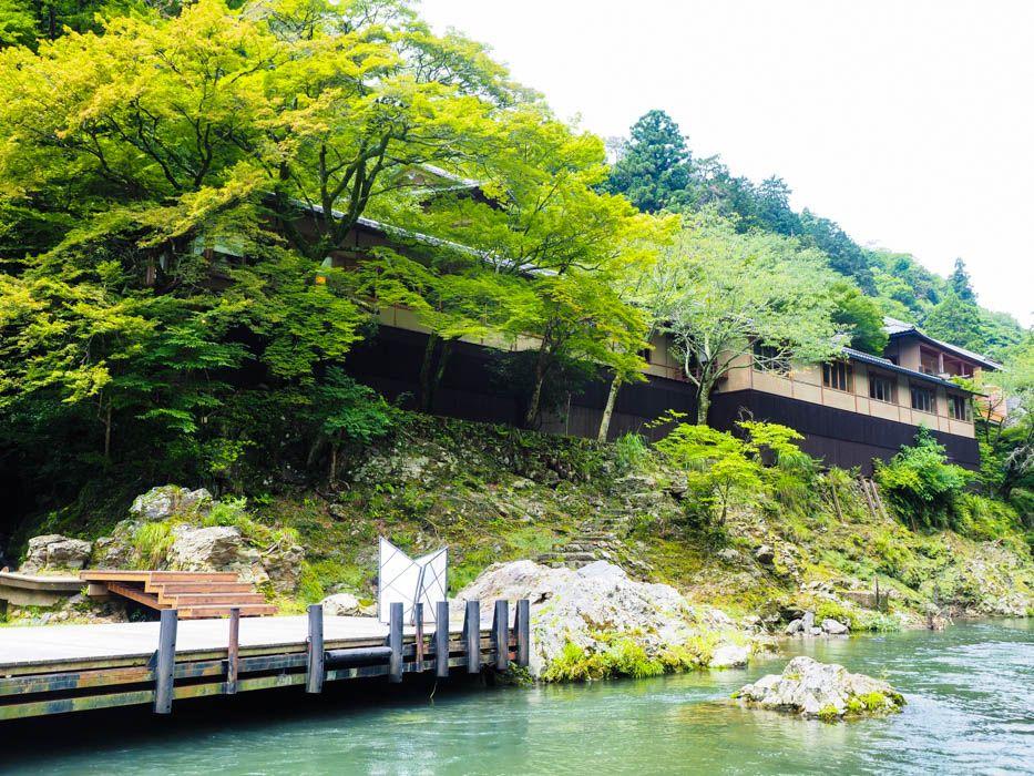 「星のや京都」でしか体験できないアクティビティ