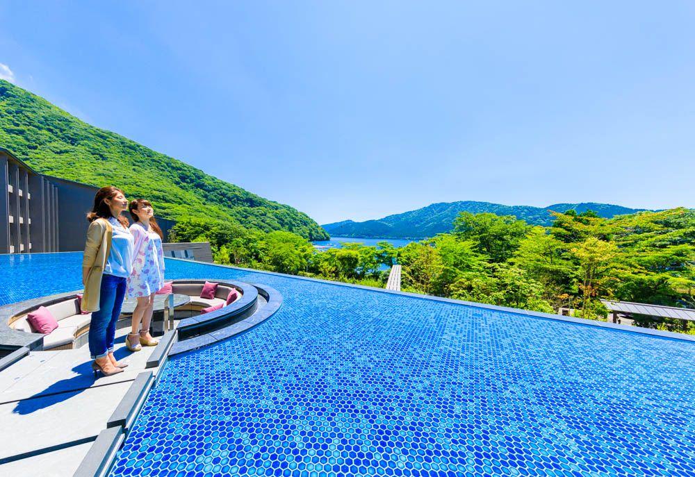 「箱根・芦ノ湖 はなをり」は女子に嬉しいハイコスパ温泉リゾート!