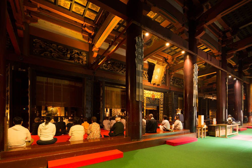 世界遺産・延暦寺で体験する特別な時間