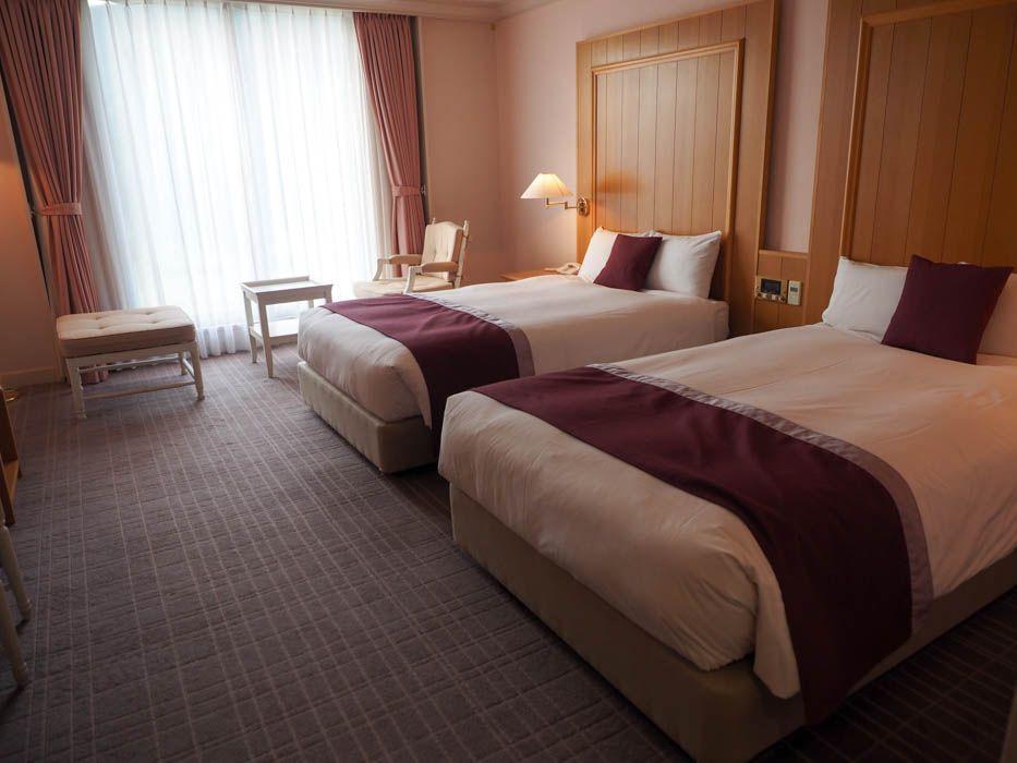 関西のラグジュアリーホテルでは珍しい「ペットルーム」も完備