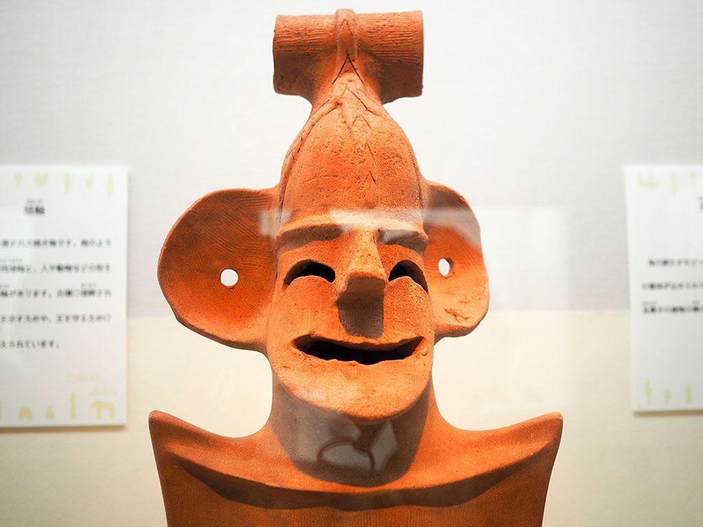 笑うハニワが集結!静岡市立登呂博物館で古代のハッピーワールドへ迷い込もう