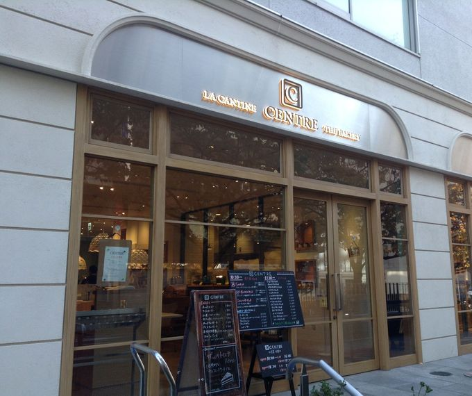 バゲットが美味しいと有名なVIRON(ヴィロン)のお店