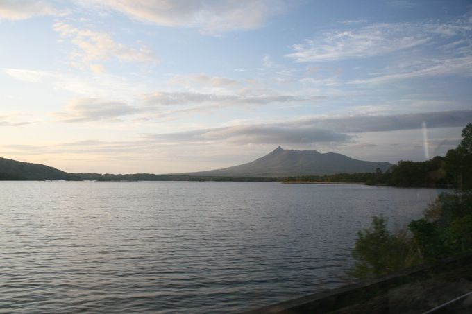 「上り」だけが走るルートで堪能しよう!北海道駒ケ岳の七変化!