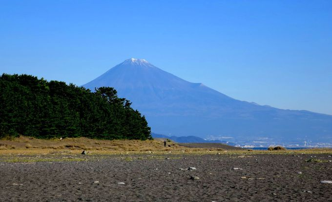 みるだけでご利益ありそう霊峰富士