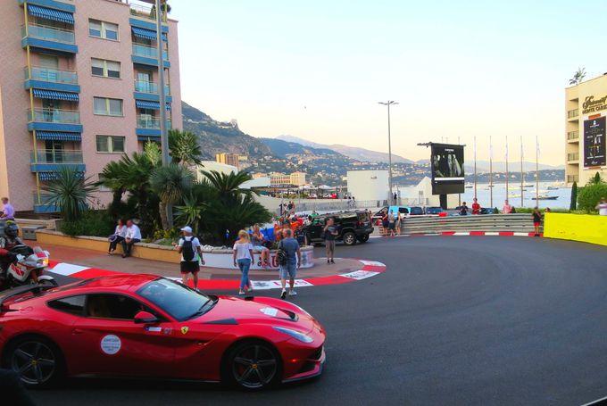 世界三大レースの舞台!モンテカルロ市街地コース