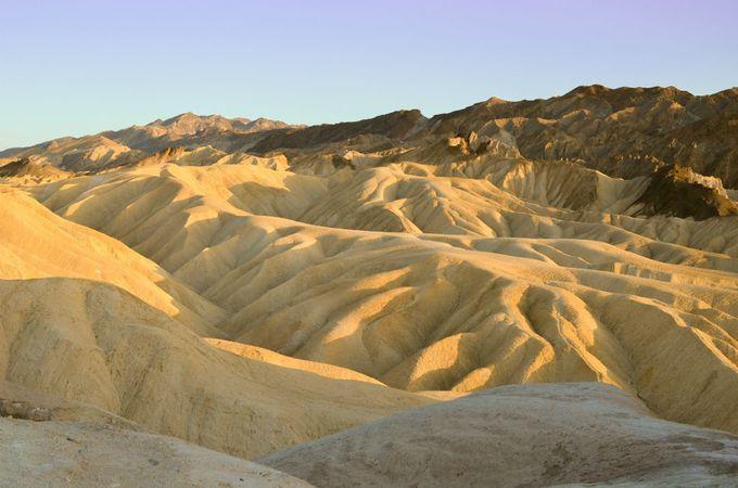 2.デスバレー国立公園(カリフォルニア州)