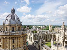 ハリポタにアリスまで!大学都市オックスフォードでインテリ観光