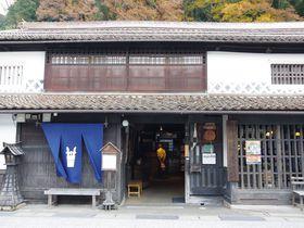 「のれんの町」岡山・勝山の町並み保存地区をゆるゆる散策|岡山県|トラベルjp<たびねす>