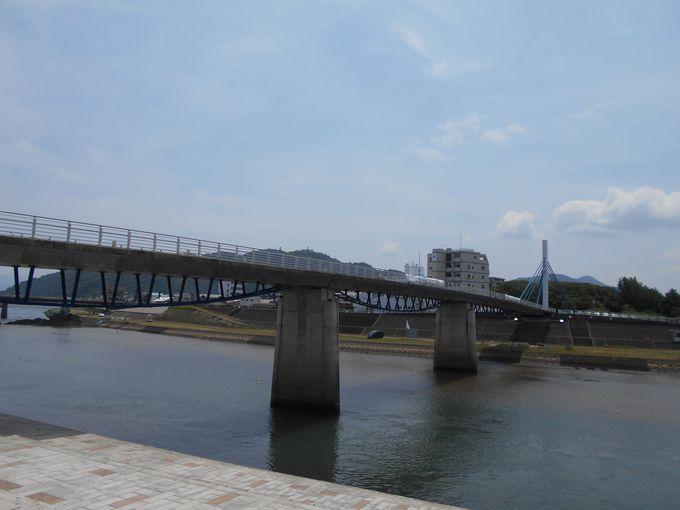 世界初!特殊技術が詰まった、沼津市「あゆみ橋」