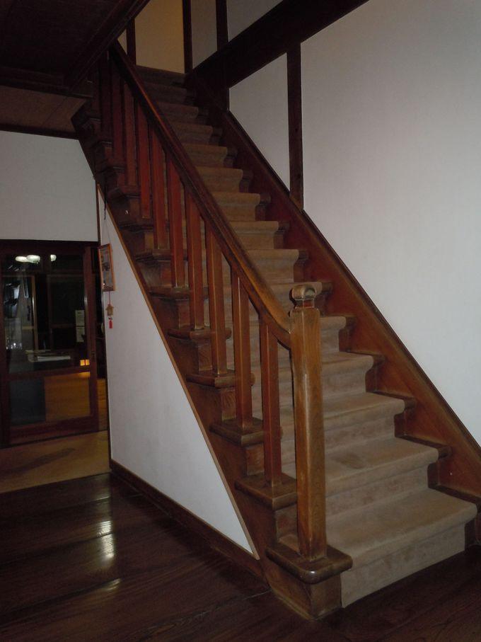 伊豆の踊子に登場した階段