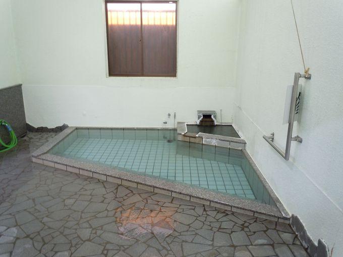 低料金で楽しめる共同浴場