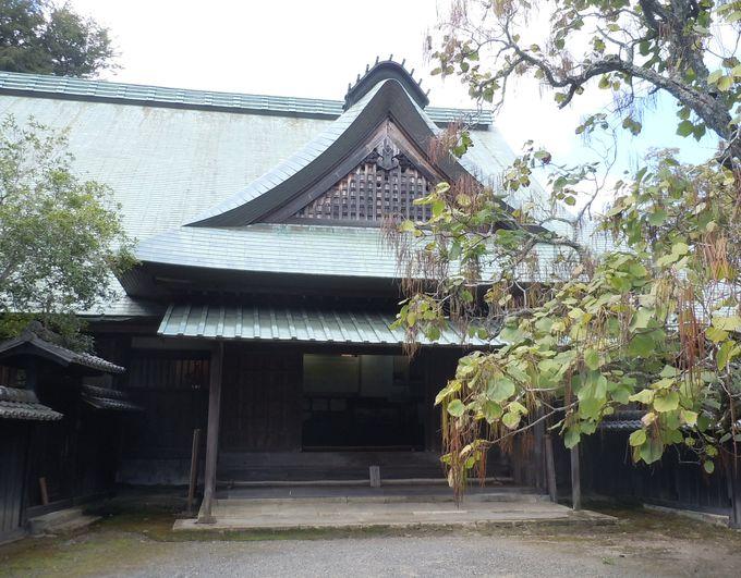 敷地11873平方メートルが、国の重要文化財