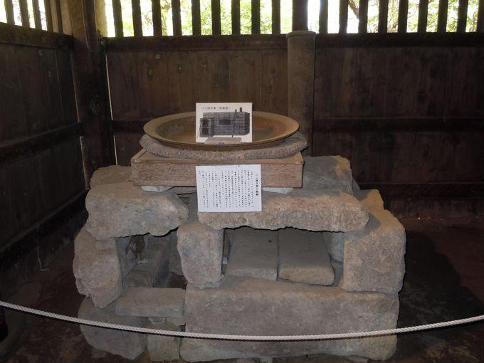 日本で、最初にパンが焼かれた場所