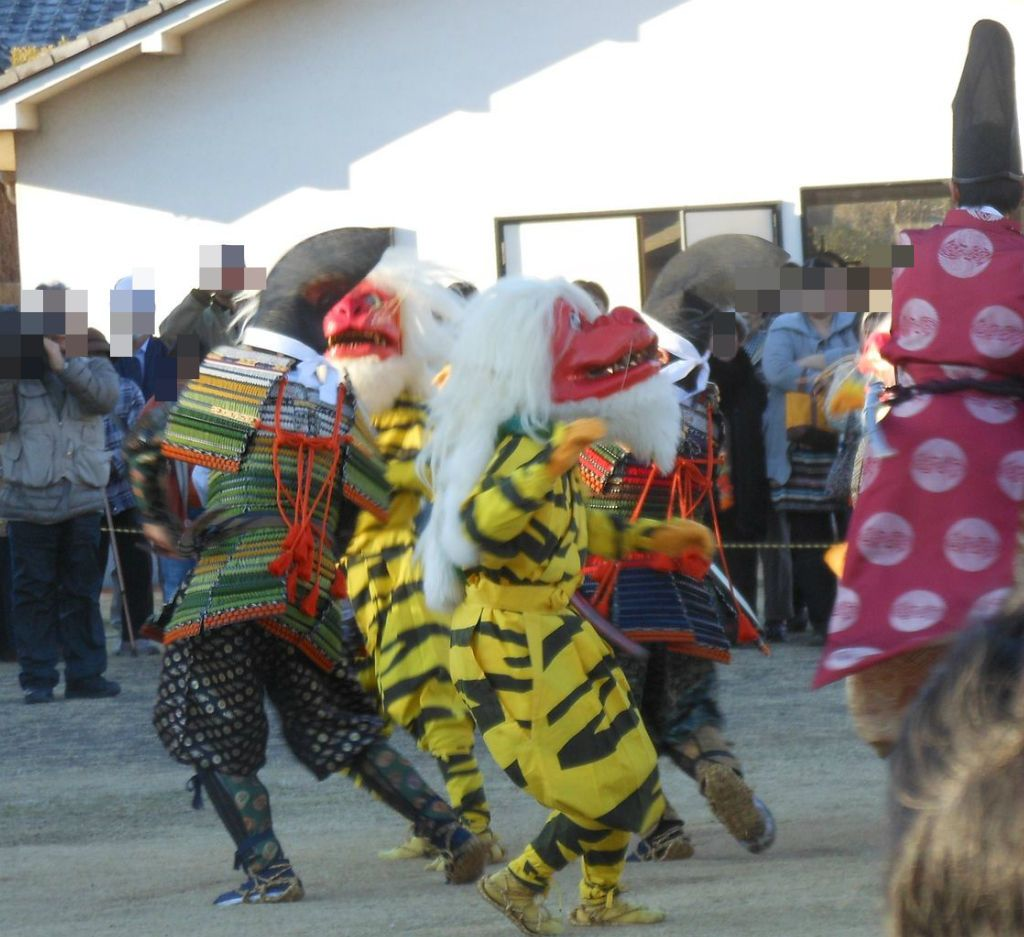 新年の無病息災・厄払い!伊豆の国市「鵺(ぬえ)ばらい祭」
