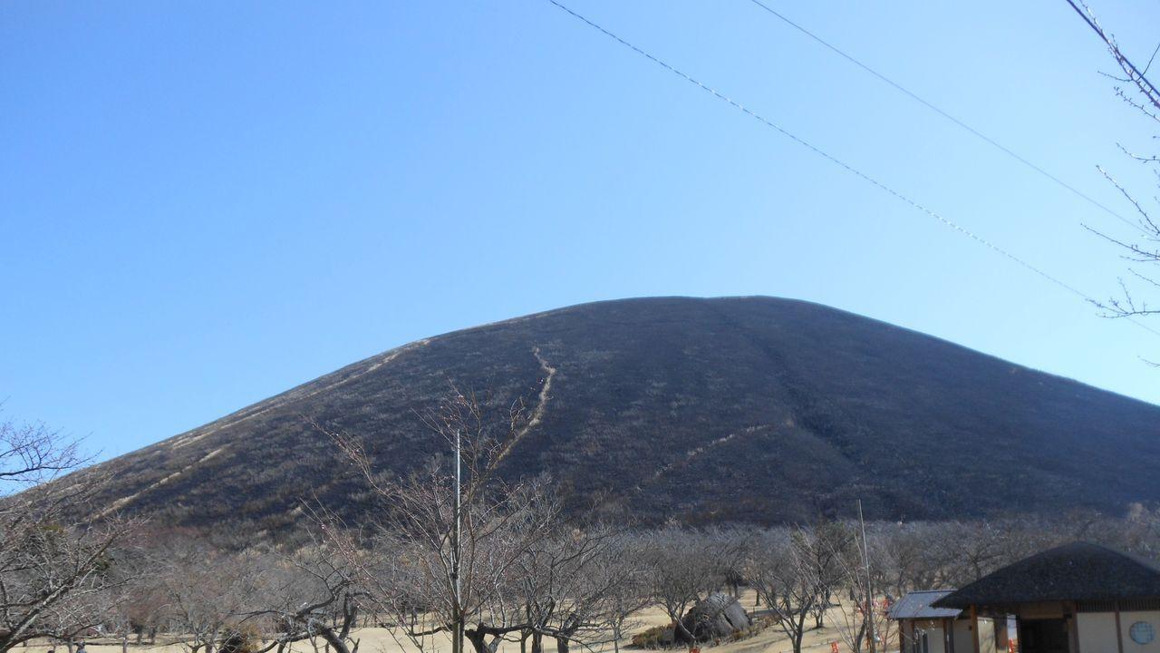 リフトで楽々「大室山」標高580mの空中散歩