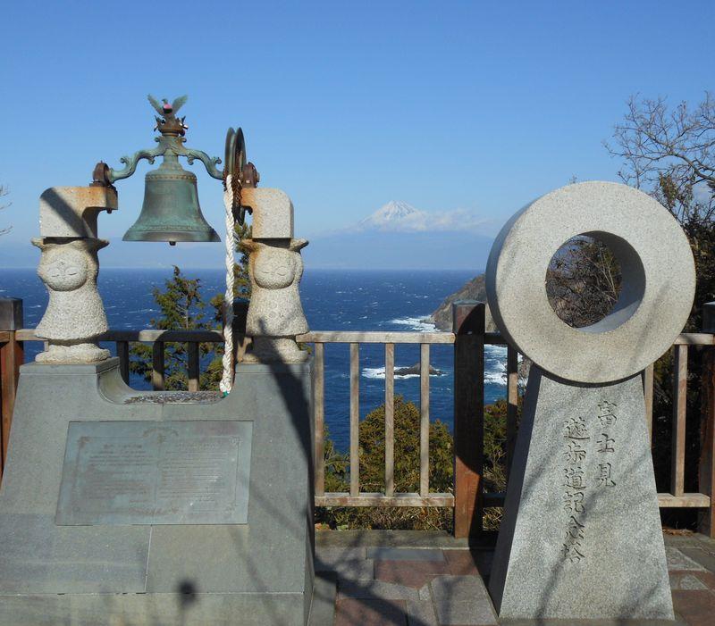 西伊豆海岸から見る、富士山絶好ビュースポット、ベスト5!
