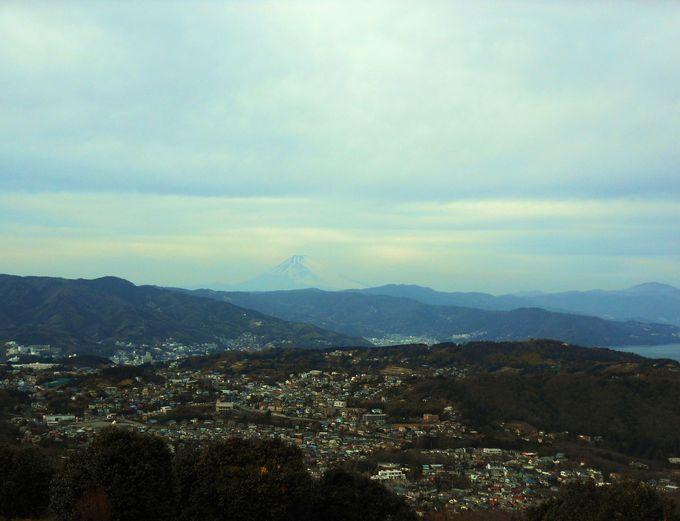 小室山からの絶景