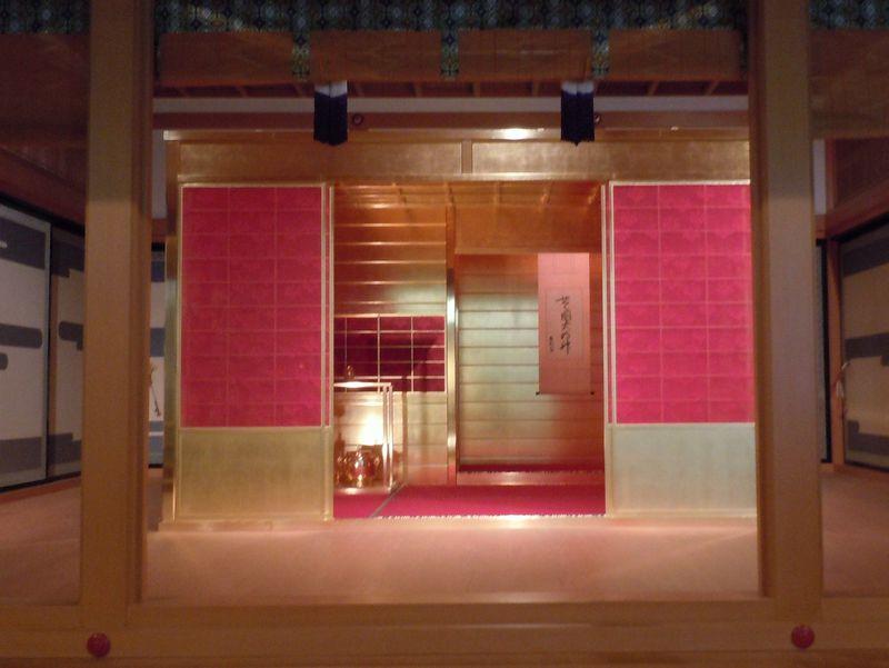 黄金の茶室がある「MOA美術館」〜熱海市〜