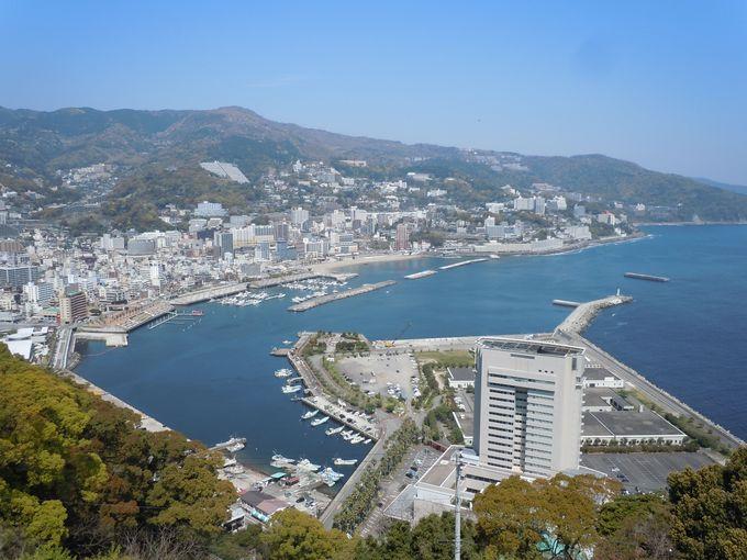子連れ観光に大助かり「熱海城」は絶景も見逃せない!