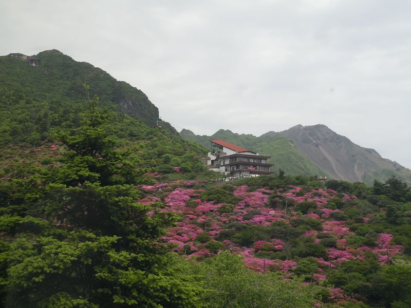 自然・温泉・ロープウェイ!見所満載の雲仙観光散策スポット