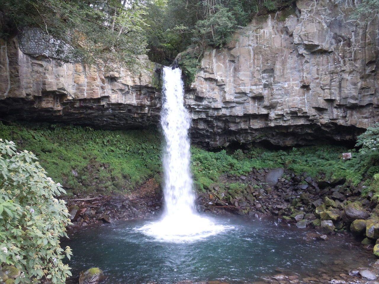 滝で涼を感じて、キャンプしませんか?