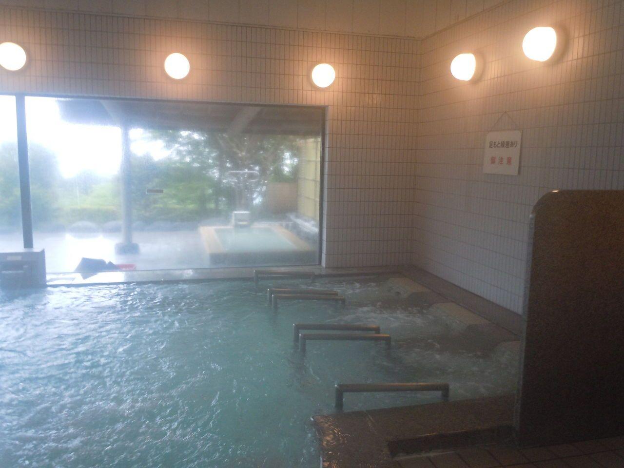 富士宮ルートから富士登山後に入りたい、お勧めの湯!