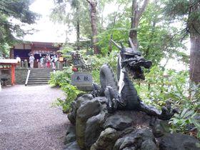 島に鎮座!野尻湖遊覧船で行く隠れたパワースポット「宇賀神社」|長野県|トラベルjp<たびねす>
