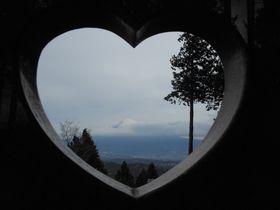 関東富士見100景「白鳥山」からの絶景~山梨県南部町~|山梨県|トラベルjp<たびねす>