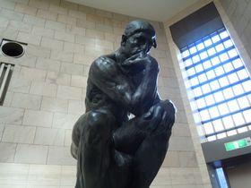世界的な彫刻家、ロダンの失敗作もある!?静岡県立美術館「ロダン館」