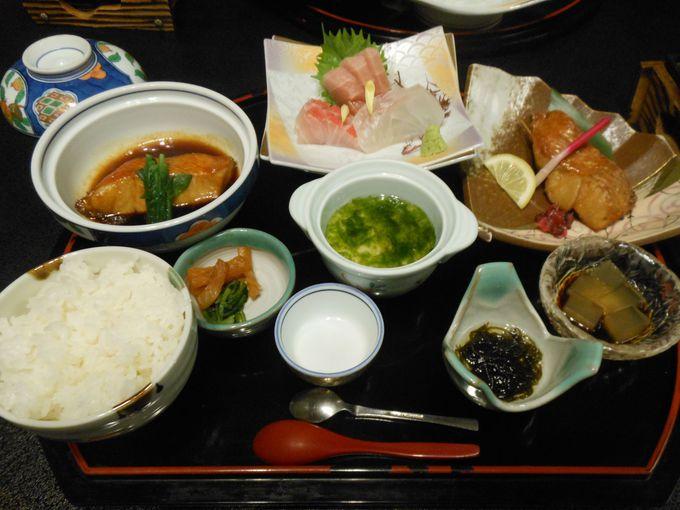 美食家にもお勧めな、異なる味が楽しめる膳!