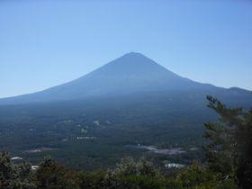 人生観が変わる日本一の絶景!山梨・鳴沢「紅葉台」|山梨県|トラベルjp<たびねす>