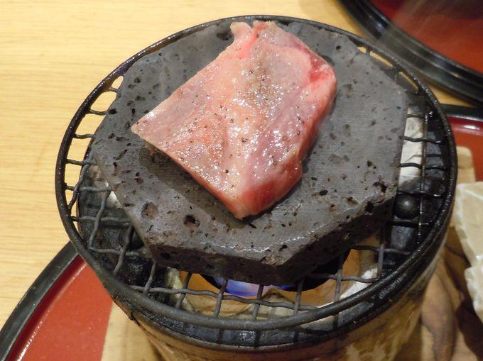 じゅわっ〜!ヘルシーに食べられる!ここでも富士山の恵みが!