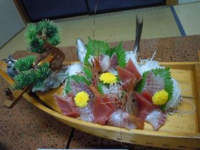 かけ流し温泉+獲れたて地魚三昧!西伊豆・雲見温泉「高見家」|静岡県|トラベルjp<たびねす>