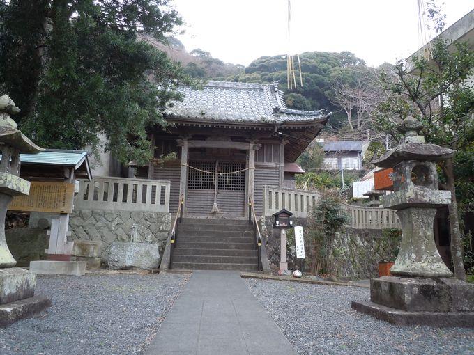 1161年創建の由緒ある神社