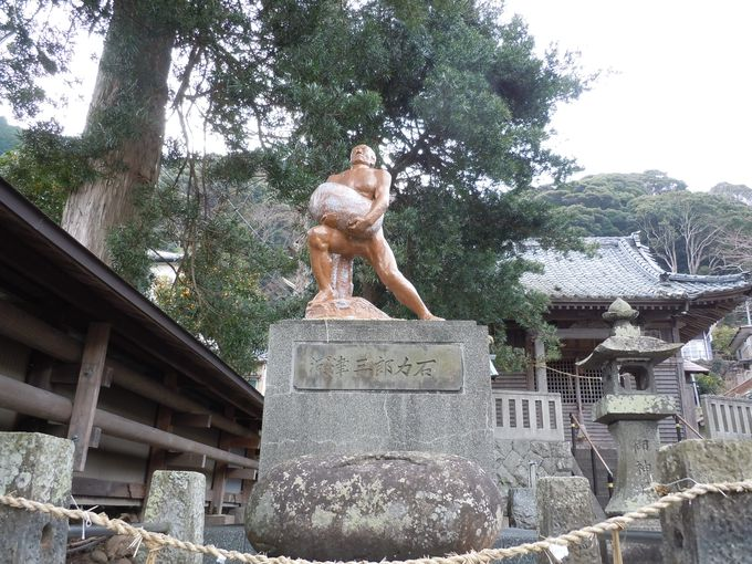 実在した相撲の神様!?