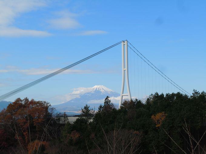 2つの日本一が融合した世界に誇れる眺め!