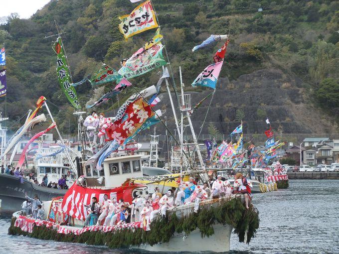 天下の奇祭も必見!駿河湾に浮かぶ小さな半島「大瀬崎」