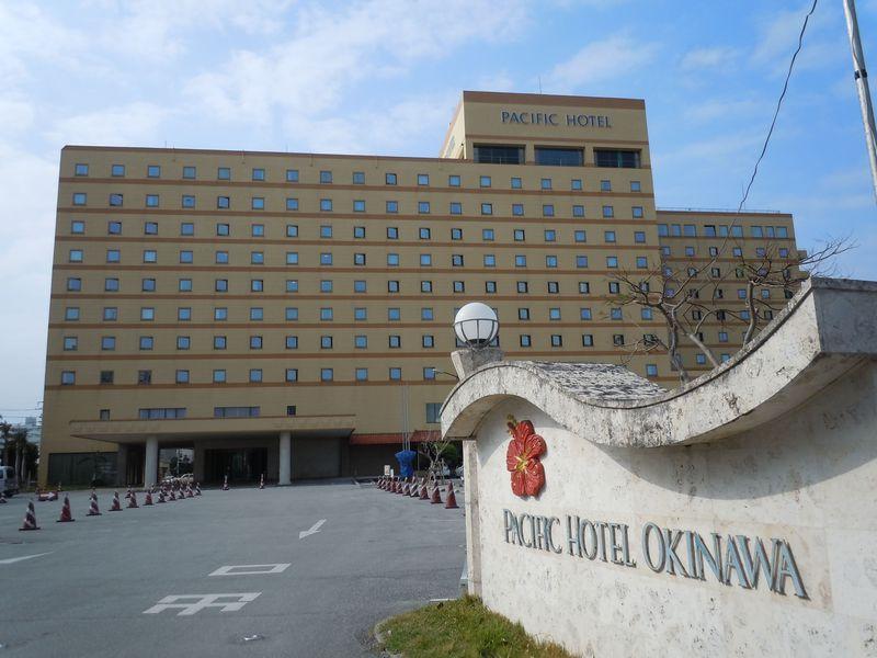 ゆとりと快適さがあるホテル!那覇市「パシフィックホテル沖縄」