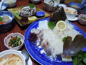 日本一美しい村で食す海の幸?!伊豆松崎・温泉民宿「石部荘」|静岡県|トラベルjp<たびねす>