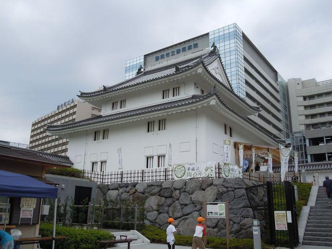 学べる体験ができる!富士山ビュースポットの坤櫓