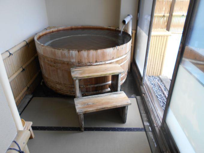 独り占めできる絶景風呂が無料!