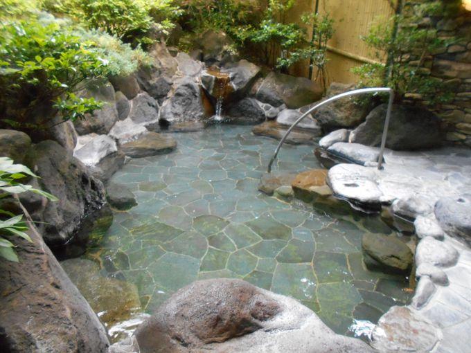 体を癒すのにぴったり!柔らかな温泉