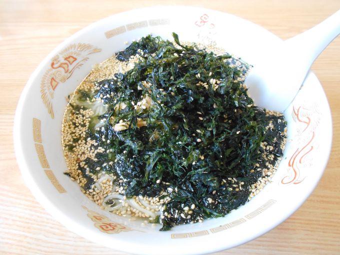 旨さの秘訣はスープにあり!昔ながらのラーメン店で食べる「戸田塩ラーメン」