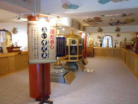 伊豆稲取駅から徒歩2分!パワスポ満載「済広寺(かやの寺)」|静岡県|トラベルjp<たびねす>