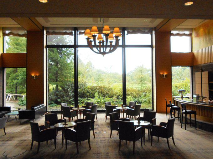 浅間山を間近に望む!上質なリゾートホテル