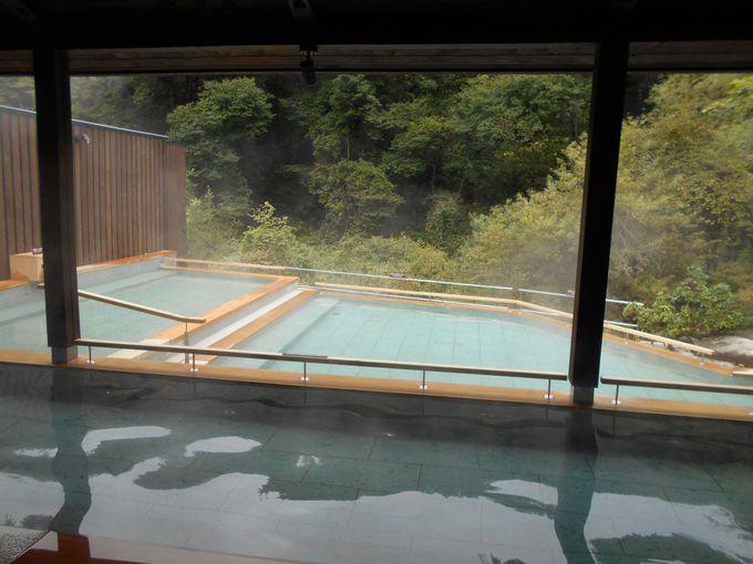 2016年9月オープン!こだわりの「棚湯」で存分に温泉三昧!