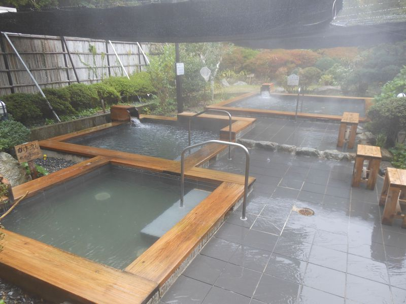 年間5万人訪れるっ!静岡市の森林で憩う湯処「やませみの湯」